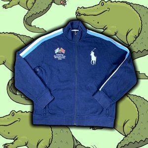 Vintage Polo Ralph Lauren Argentina Track and Fiel